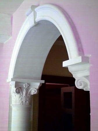Cornici in gesso carpi reggio emilia prezzi posa stucchi - Archi in gesso per interni ...
